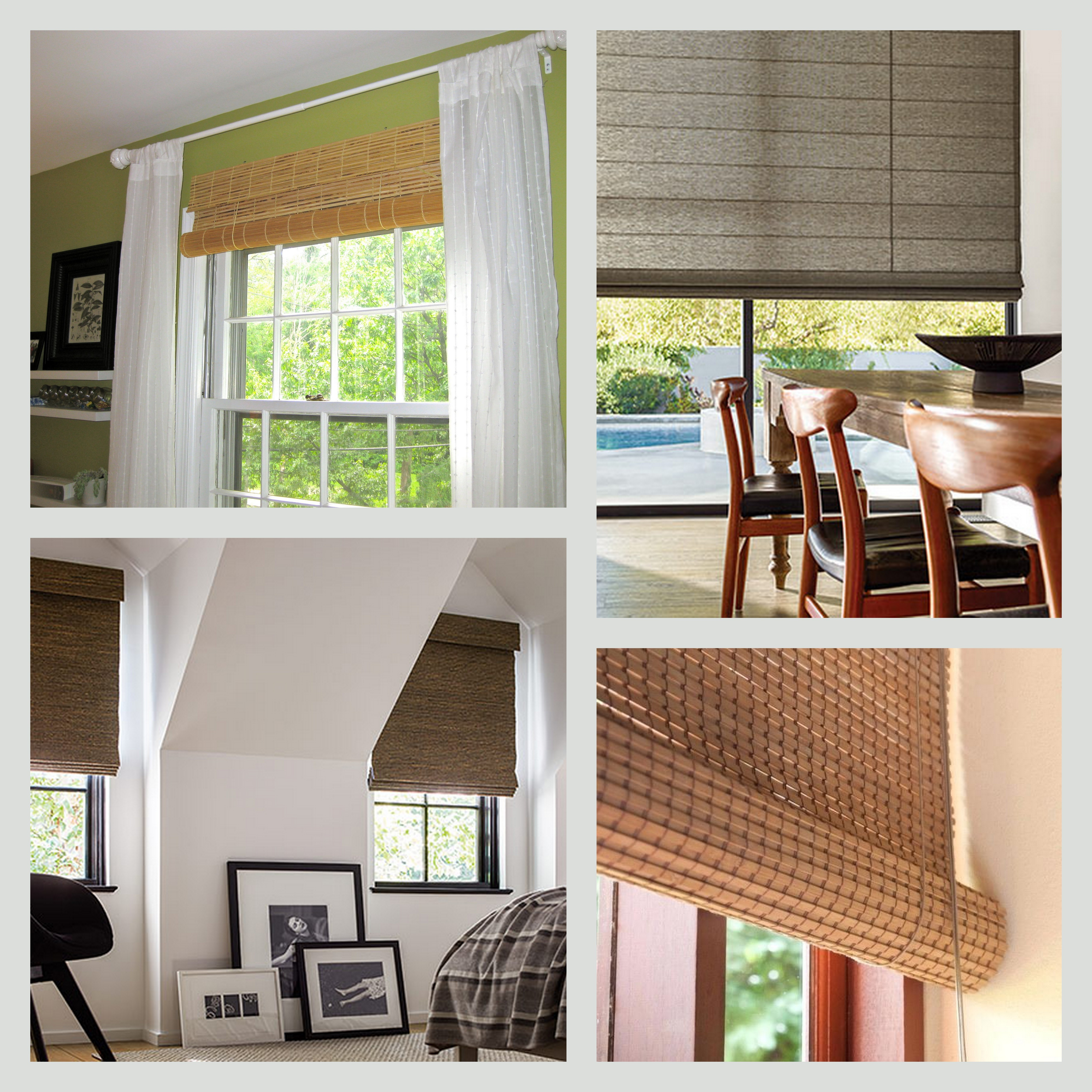 Bamboo Blinds - Simply Blinds & Awnings
