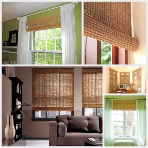 Simply Blinds & Awnings / Bamboo Blinds