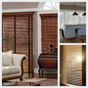 Simply Blinds & Awnings / Basswood Blinds
