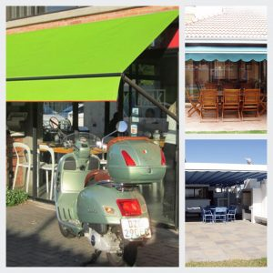 Simply Blinds & Awnings / Canvas Awnings Retractable