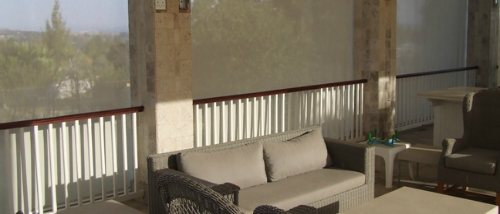 Simply Blinds & Awnings / Sheerweave Blinds